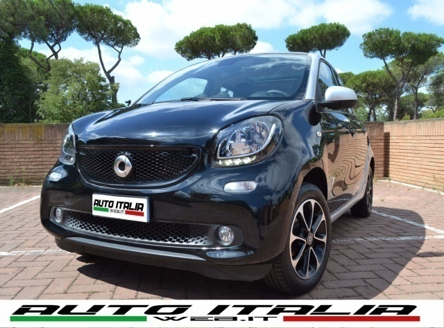 sold smart forfour 70 passion 70cv used cars for sale autouncle. Black Bedroom Furniture Sets. Home Design Ideas