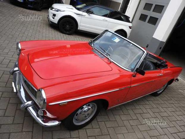 sold fiat 1500 cabriolet pininfari used cars for sale autouncle. Black Bedroom Furniture Sets. Home Design Ideas
