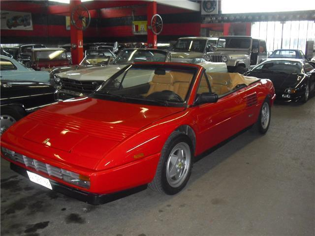 ferrari mondial usata 86 ferrari mondial in vendita autouncle. Black Bedroom Furniture Sets. Home Design Ideas