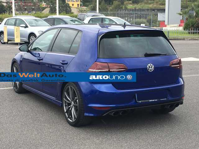 sold vw golf vii r 2 0 dsg 5p used cars for sale autouncle. Black Bedroom Furniture Sets. Home Design Ideas