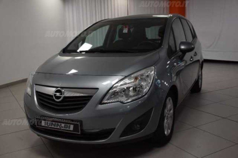 sold opel meriva 1 7 cdti 110cv el used cars for sale. Black Bedroom Furniture Sets. Home Design Ideas