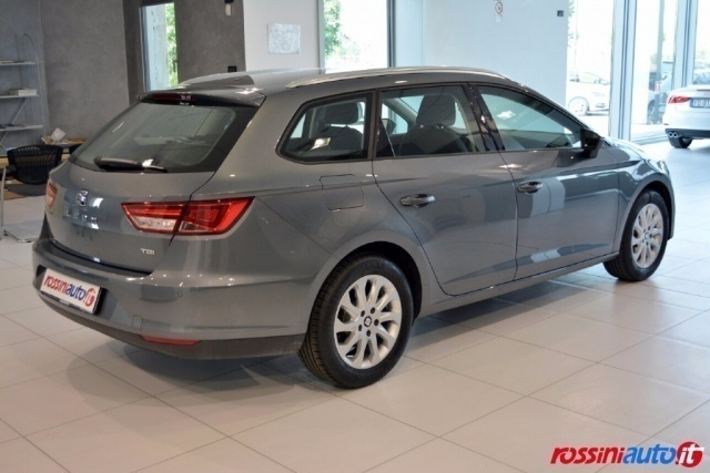 sold seat leon st 1.4 tgi 110 cv d. - used cars for sale