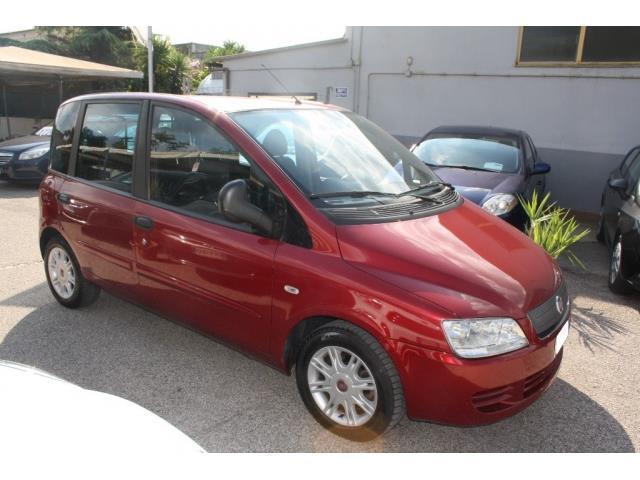 usata Fiat Multipla 1.9 MJT Dynamic 5 p.ti Van N1