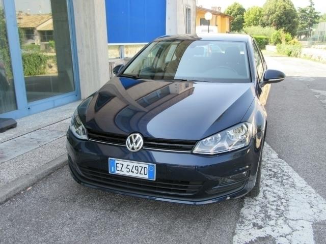 usata VW Golf 1.6 TDI 110 CV 5p. Comfortline BlueMotion