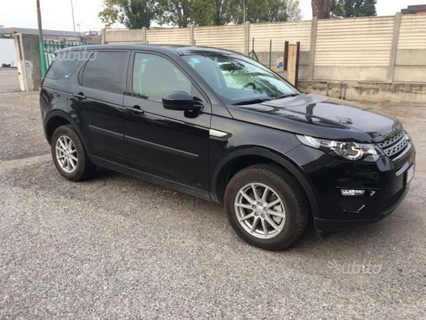sold land rover discovery sport di used cars for sale autouncle. Black Bedroom Furniture Sets. Home Design Ideas