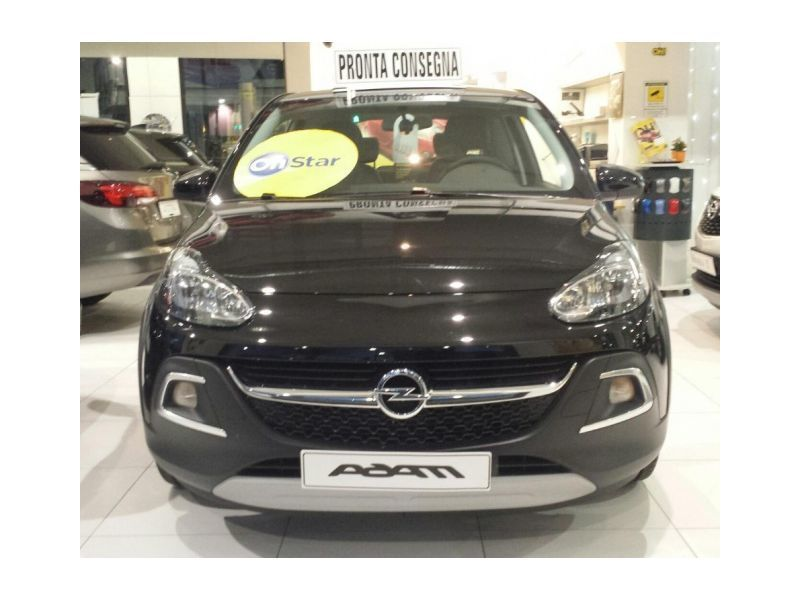 sold opel adam rocks 1 2 70 cv used cars for sale autouncle. Black Bedroom Furniture Sets. Home Design Ideas