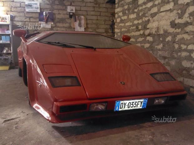 sold lamborghini countach replica used cars for sale autouncle. Black Bedroom Furniture Sets. Home Design Ideas