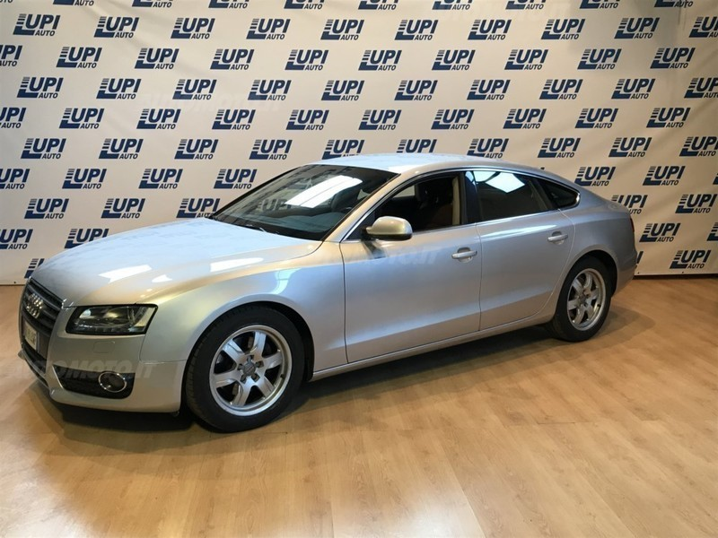 Audi a5 sportback usata 2010 9