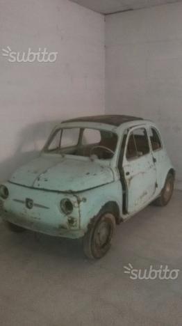 Venduto Fiat 500 D Prima Serie Auto Usate In Vendita