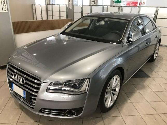 Audi a8 in vendita usato 12
