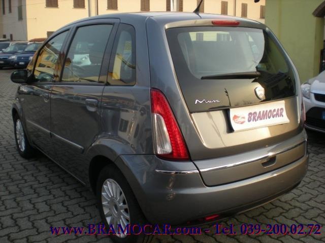 Sold lancia musa 1 4 16v 95cv diva used cars for sale - Lancia musa diva ...