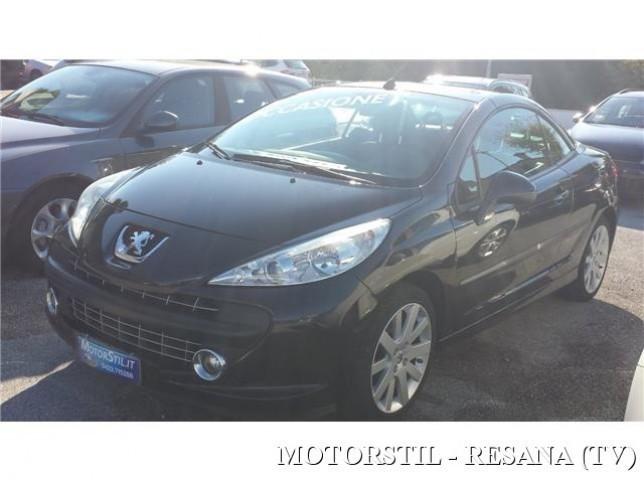 gebraucht Peugeot 207 CC 1.6 VTi 120CV Tecno