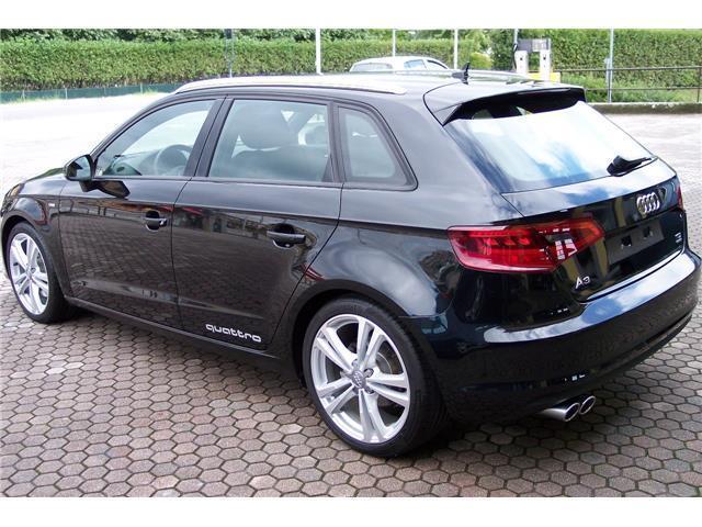 Audi a3 sportback s line usata prezzo 1