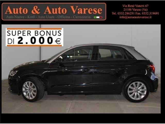 Sold Audi A1 Usata Del 2016 A Vare Used Cars For Sale