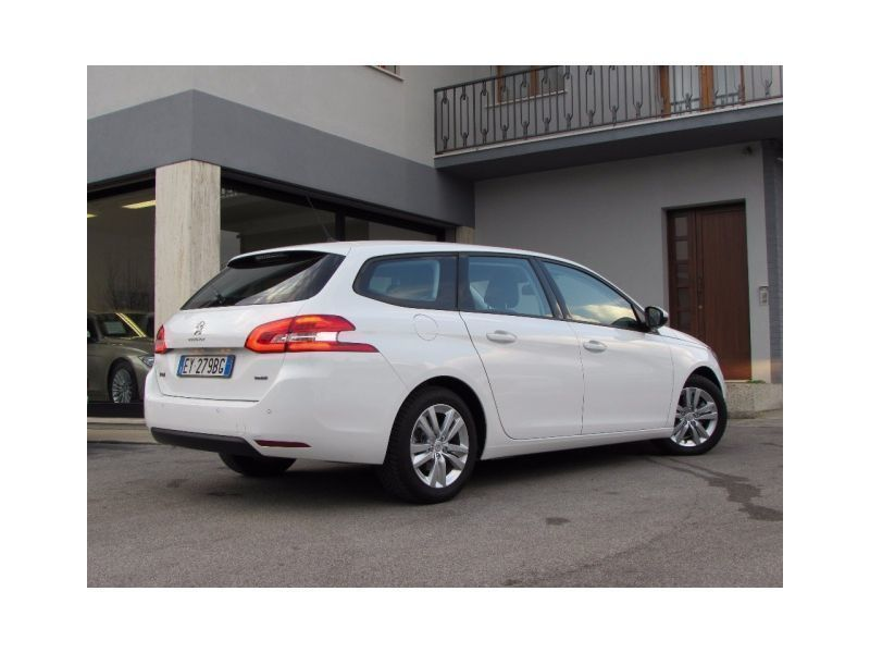 sold peugeot 308 sw 2 0 bluehdi s used cars for sale. Black Bedroom Furniture Sets. Home Design Ideas
