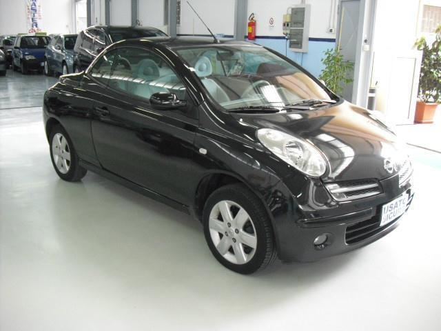 usato 1 4 16v sport cabrio nissan micra c c 2006 km in cerignola fogg. Black Bedroom Furniture Sets. Home Design Ideas