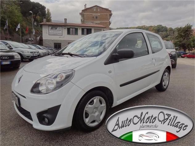 usata Renault Twingo New 1.2 16V OK NEOPATENTATI