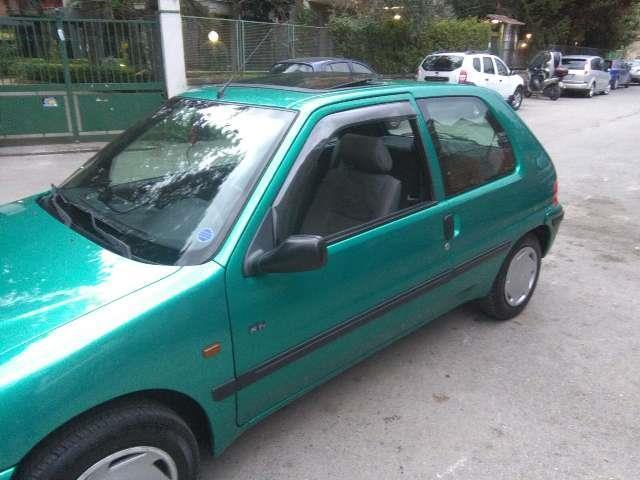 sold peugeot 106 954i cat 3 porte used cars for sale. Black Bedroom Furniture Sets. Home Design Ideas