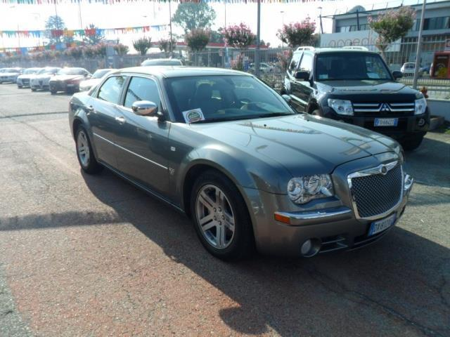 gebraucht Chrysler 300C 3.0 V6 CRD cat DPF Sedan