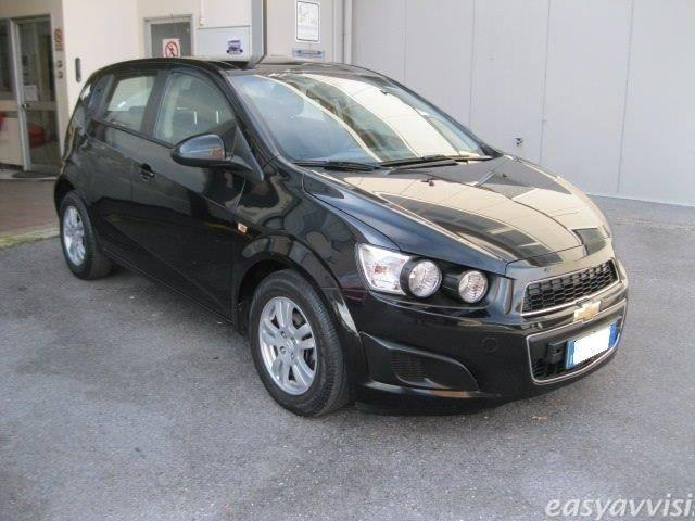 Aveo Berlina >> Sold Chevrolet Aveo 1 2 86cv 5 Por Used Cars For Sale