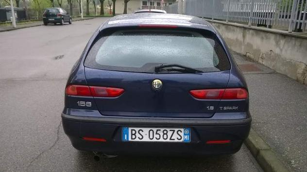 sold alfa romeo 156 sw 1 8 twin sp used cars for sale autouncle. Black Bedroom Furniture Sets. Home Design Ideas