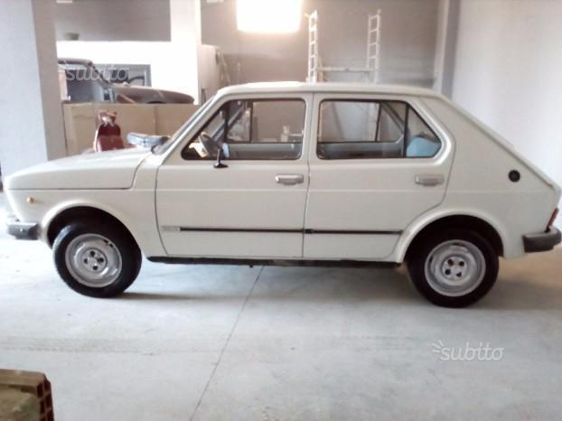 Usato anni 70 fiat 127 1970 km in narzole cn autouncle - Porte finestre usate subito ...