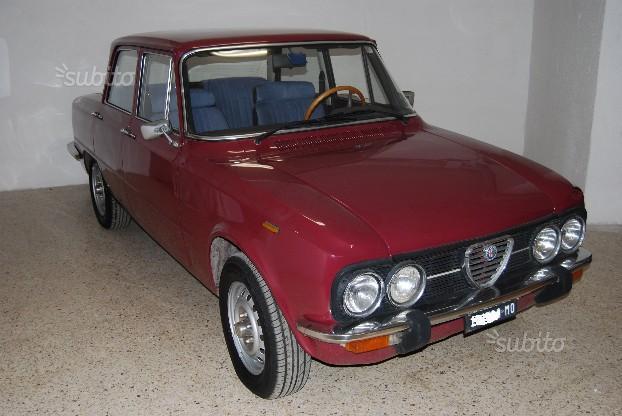 sold alfa romeo giulia nuova super used cars for sale. Black Bedroom Furniture Sets. Home Design Ideas