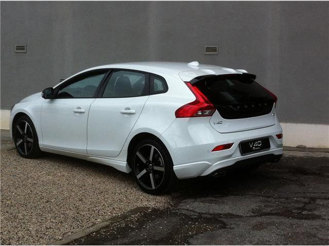 sold volvo v40 d2 1 6 kinetic st used cars for sale autouncle. Black Bedroom Furniture Sets. Home Design Ideas
