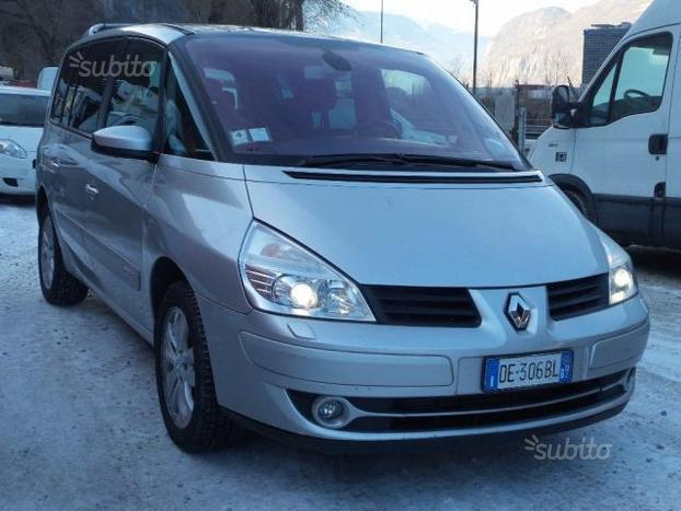 sold renault espace 2 0 dci 150 cv used cars for sale. Black Bedroom Furniture Sets. Home Design Ideas