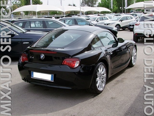 Sold Bmw Z4 Coup 232 3 0 Si 195kw Eu4 Used Cars For Sale Autouncle