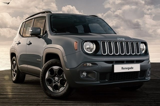 sold jeep renegade 1 6 e-torq spor