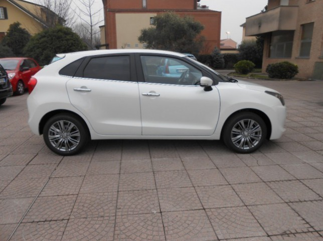 sold suzuki baleno 1 2 hybrid b top used cars for sale. Black Bedroom Furniture Sets. Home Design Ideas