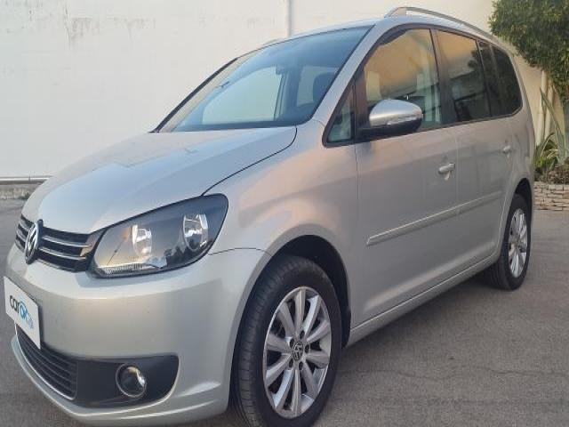usato business 2 0 tdi 140 cv highline vw touran 2012 km in rimini. Black Bedroom Furniture Sets. Home Design Ideas