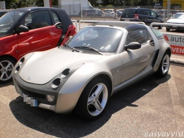 venduto smart roadster 700 cabrio 60 auto usate in vendita. Black Bedroom Furniture Sets. Home Design Ideas