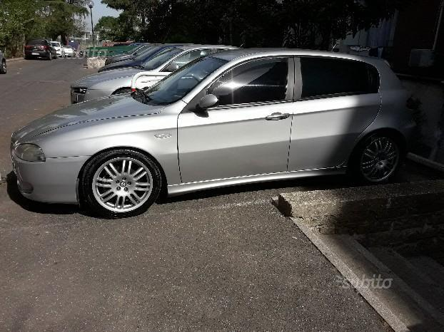 sold alfa romeo 147 tuning used cars for sale autouncle. Black Bedroom Furniture Sets. Home Design Ideas