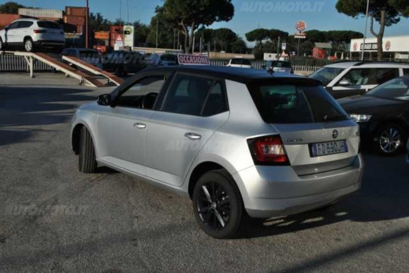 Sold Skoda Fabia 1 0 Mpi 75 Cv Twi Used Cars For Sale