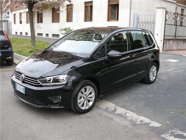 sold vw golf sportsvan comfortline used cars for sale autouncle. Black Bedroom Furniture Sets. Home Design Ideas