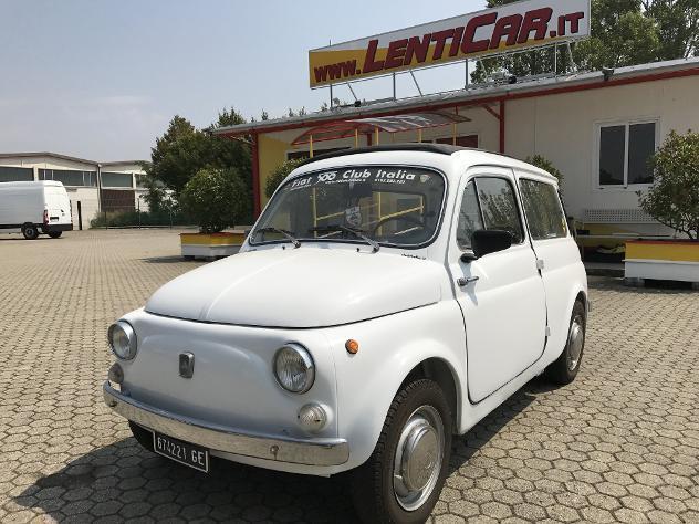 Venduto Fiat 500l D Epoca Nuova 500 Auto Usate In Vendita