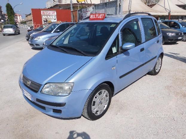 Sold fiat idea 1 3mjet privato used cars for sale for Fiat idea 2006 full 1 8