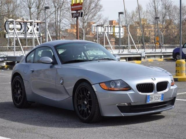 Sold Bmw Z4 3 0si Coup 233 265cv M St Used Cars For Sale