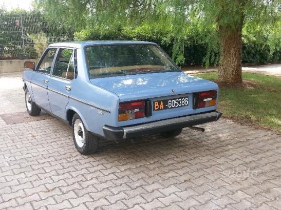 Sold Fiat 131 mirafiori del 1980 1. - used cars for sale - AutoUncle