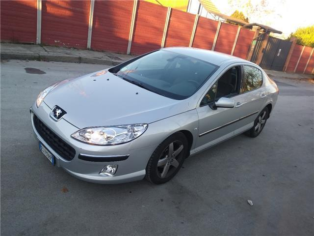 sold peugeot 407 2 0 hdi sport pac used cars for sale. Black Bedroom Furniture Sets. Home Design Ideas