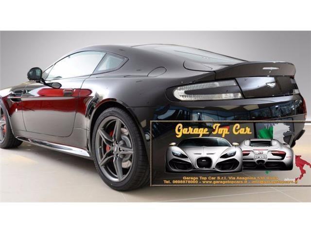 Sold Aston Martin Vantage O V8vant Used Cars For Sale