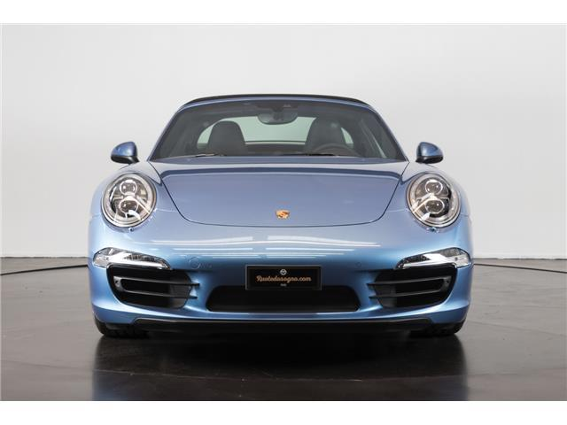 Venduto Porsche 911 Targa 4s 991 9913 Auto Usate In Vendita