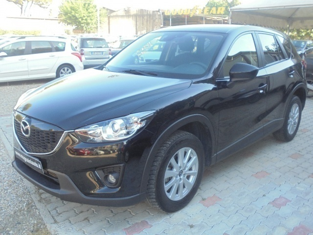 sold mazda cx-5 2.2 150cv automati. - used cars for sale - autouncle