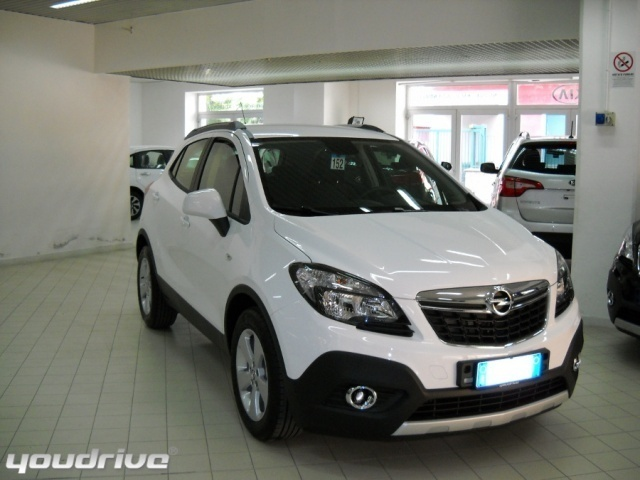 sold opel mokka gpl garantiamo il used cars for sale autouncle. Black Bedroom Furniture Sets. Home Design Ideas