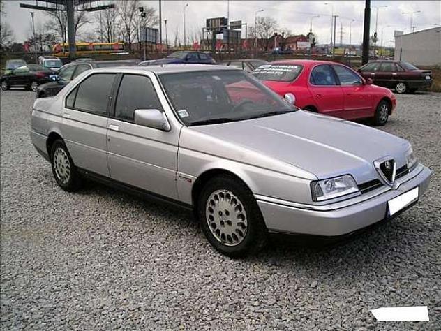 Usato 2.0i T.S. Super Alfa Romeo 164 – 1995, km 120.000 in ...