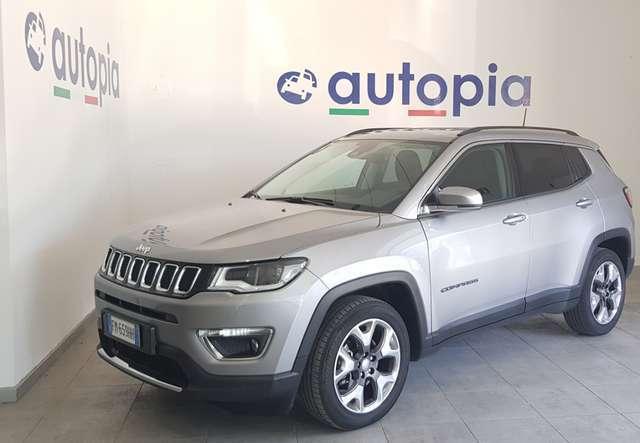 Venduto Jeep Compass 1.6 mjt Limited . - auto usate in vendita