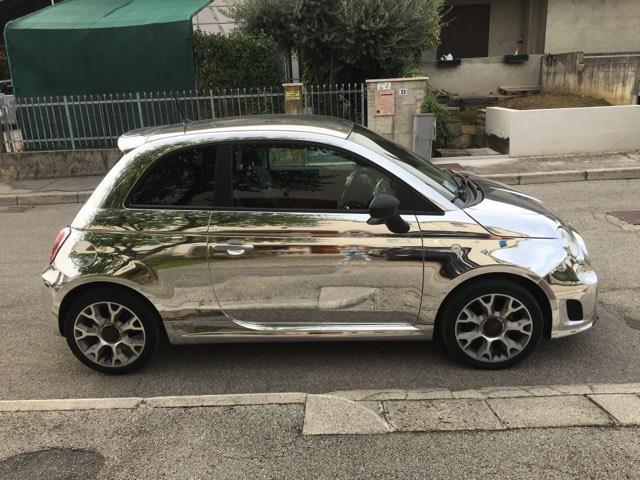 """Fiat 500 Abarth 0 60 2 >> Sold Fiat 500 Abarth 1.2 \\\""""S\\\"""". - used cars for sale"""