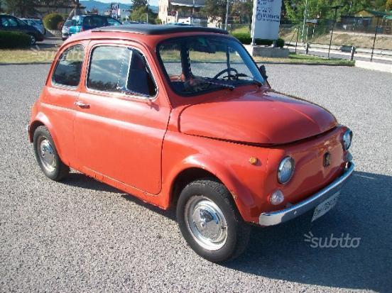 b42d5cea981df Venduto Fiat 500L anno 1970 - auto usate in vendita